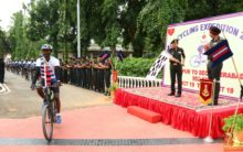 AOC cycling expedition flagged in