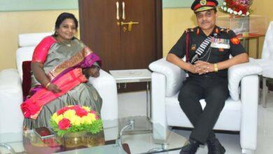 Photo of GOC TASA calls on Governor of Telangana