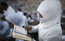 In a first, unchaperoned women may soon able to perform Umrah