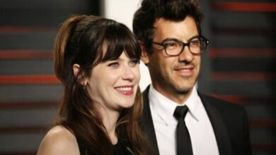 Photo of Zooey Deschanel's husband Jacob Pechenik files for divorce