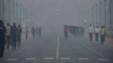 Photo of Relief for Delhiites as air quality improves after mild showers
