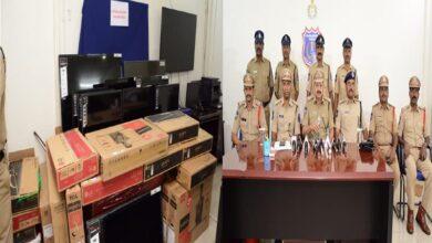 Photo of Hyderabad: Amazon staffer part of burglary gang, nabbed