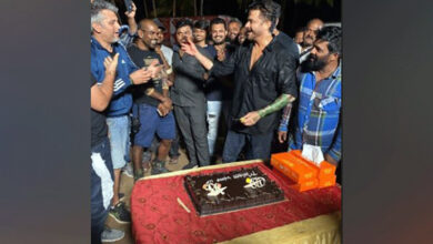 Photo of Anil Kapoor wraps up 'Malang'