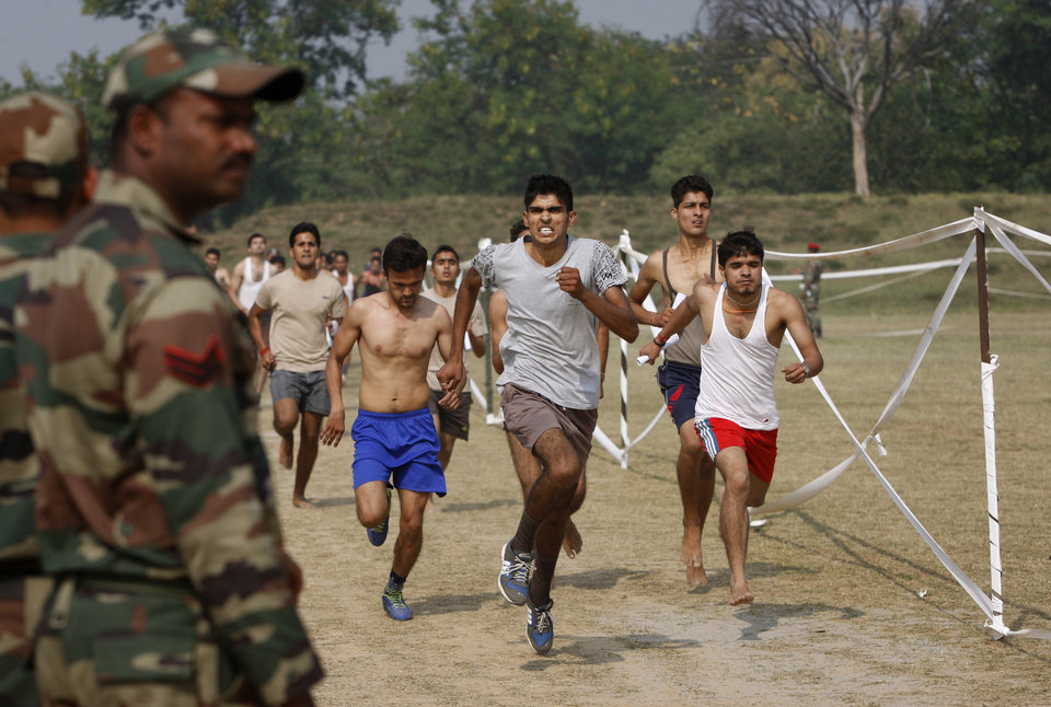 Army Recruitment rally to be held from Dec 2 at AOC centre
