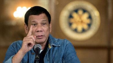 Photo of Philippines' Duterte says to ban 'toxic' vaping