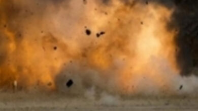 Photo of Blast in illegally stored crackers in Punjab