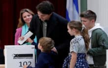 Canadians head to polls