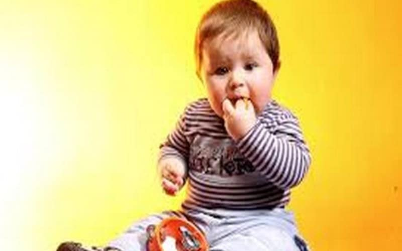 Structural differences in brain found in obese children