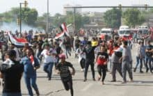 2 killed, 23 injured in protests in southern Iraq