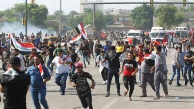 Photo of 2 killed, 23 injured in protests in southern Iraq