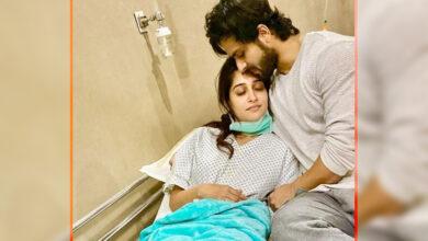 Photo of 'Sasural Simar Ka' actress Dipika Kakar hospitalised