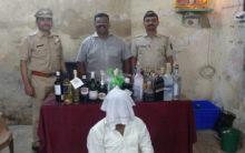 Mumbai: EC seizes illicit liquor worth Rs 73,000