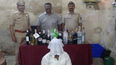 Photo of Mumbai: EC seizes illicit liquor worth Rs 73,000