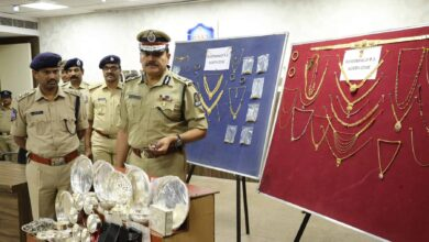 Photo of Hyderabad: Four-of-family held for theft