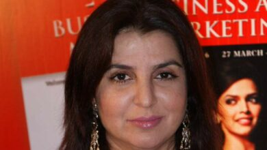 Photo of Farah Khan: Justifying a film's big budget is also a task