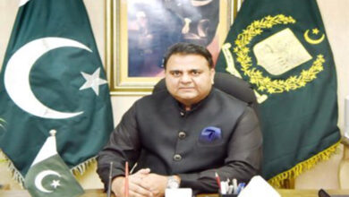 Photo of Pakistani minister Fawad Chaudhary wishes Dussehra to Hindus