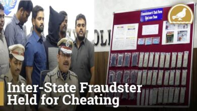 Photo of Hyderabad: Inter-state M.Tech held in bank loan racket