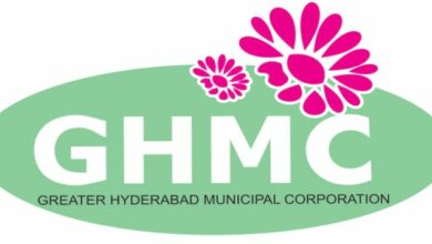Photo of GHMC monsoon team rise to occasion, clear water stagnation,trees