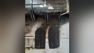 Photo of Pakistan: Fire breaks out at Gurdwara Panja Sahib