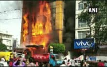 Fire breaks out at Indore-based hotel, guests rescued safely