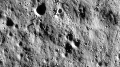 Photo of ISRO releases high resolution images of Moon
