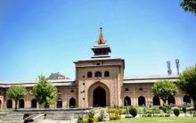 No prayer at historic Jama Masjid Kashmir on 11th Friday