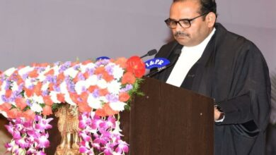 Photo of J K Maheshwari sworn in as AP Chief Justice