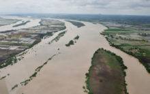 Over 13 people, 150 animals killed in 6 days in K'taka floods