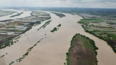 Photo of Over 13 people, 150 animals killed in 6 days in K'taka floods