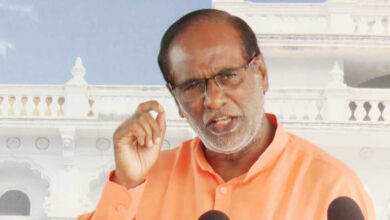 Photo of BJP will alone oust KCR govt: Laxman