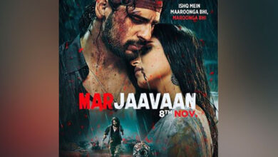 Photo of Marjavaan release date pushed forward to avert clash with 'Bala'