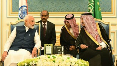 Photo of Saudi King warmly welcomes PM Modi