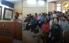 Siasat organizes workshop for the guidance of entrepreneurs