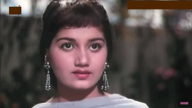 Actress Nazima