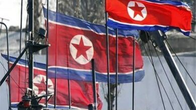 Photo of North Korea fires two unidentified projectiles into East Sea