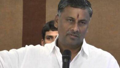 Photo of BJP Prabhakar's remarks against Left Parties
