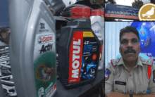 Four held for selling duplicate engine oil in Hyderabad