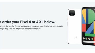 Photo of Watch Live: Google Pixel 4 launch event, all the leaks so far
