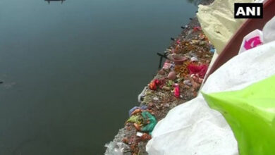 Photo of UP: Plastic bags, puja material found near Yamuna ghat