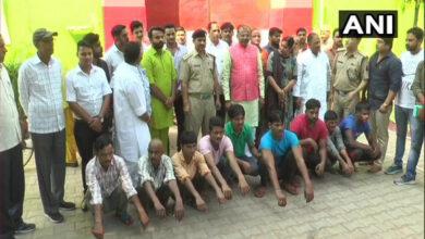 Photo of UP: 9 prisoners walk free from Aligarh jail on Gandhi Jayanti