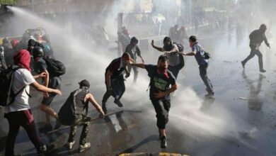Photo of Death toll rises to 11 after weekend of violent protests