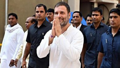 Photo of SC closes case against Rahul for 'chowkidar chor hai' remark
