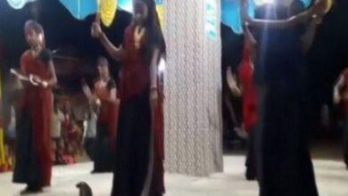 Photo of Gujarat: Women perform Garba with snakes in Junagarh, five held