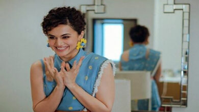 Photo of 'Thappad' wrap-up: Taapsee posts about haunting director Anubhav