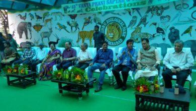 Photo of Nehru Zoological Park celebrates 56th Zoo Day, wildlife week