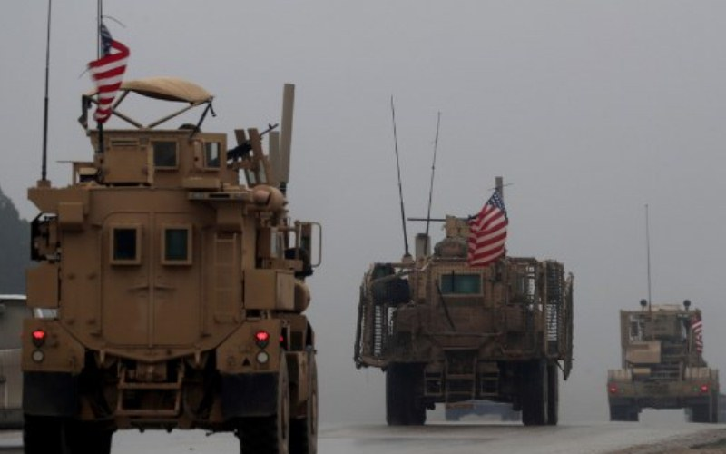 US to withdraw 1000 troops from northern Syria