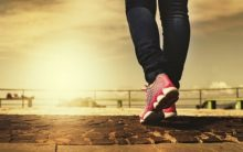 "Walking speed associated with indicators of ""accelerated aging"""