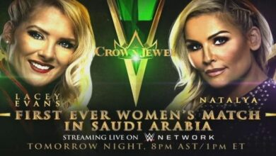 Photo of Saudi Arabia to stage first women's wrestling match