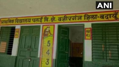 Photo of UP:Primary school principal caught consuming liquor by villagers