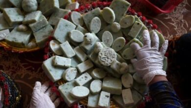 Photo of Afghanistan: Soap factory helps former addicts stay clean